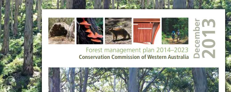 Forest Management Plan 2013