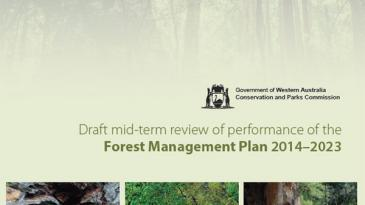 Draft Mid-term review of performance of the Forest Management Plan 2014-2023